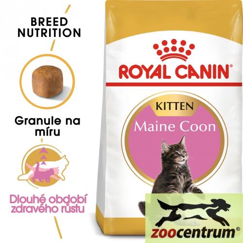 royal canin kitten maine coon 10 kg zoocentrum. Black Bedroom Furniture Sets. Home Design Ideas