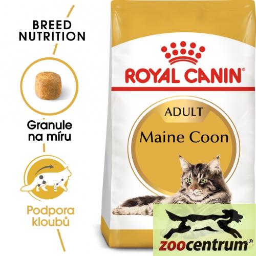 royal canin maine coon 10 kg zoocentrum. Black Bedroom Furniture Sets. Home Design Ideas