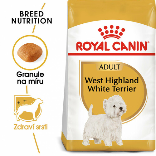 Royal Canin West Highland White Terrier 3 kg