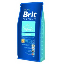 Brit Premium Puppies 15 kg