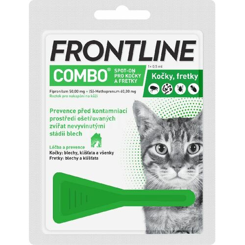 Frontline Combo Spot on cat sol.1×0.5 ml