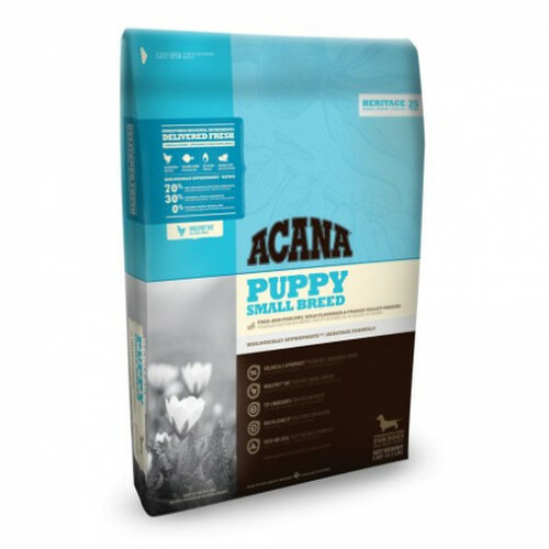 Acana Dog Puppy Small Breed Heritage 6 kg