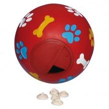 Hračka Míč na pamlsky pro středního psa 7 cm TRIXIE