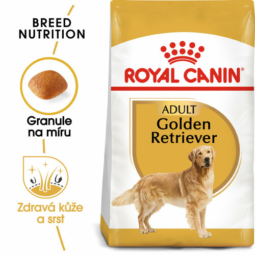 Royal Canin Zlatý retriever 12 kg