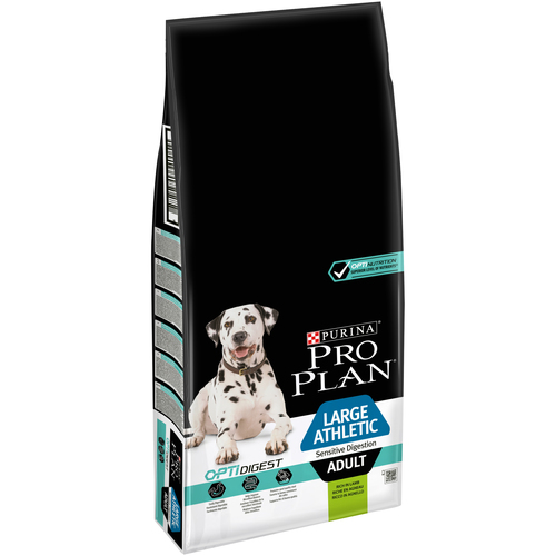 PURINA PRO PLAN Large Adult Athletic OPTIBALANCE s kuřetem 14 kg