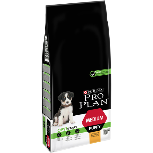Purina Pro Plan Dog Medium Puppy 12 kg