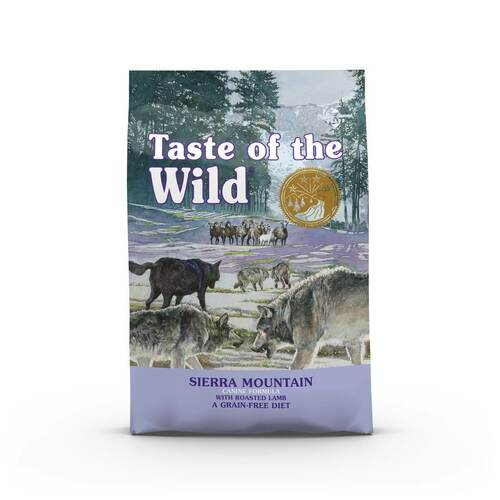 Taste of the Wild – Sierra Mountain Canine 13kg