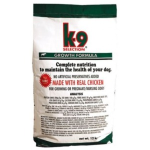 K-9 Growth Formula 12kg