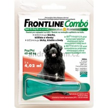 Frontline COMBO spot-on dog XL nad 40 kg 1×4.02 ml