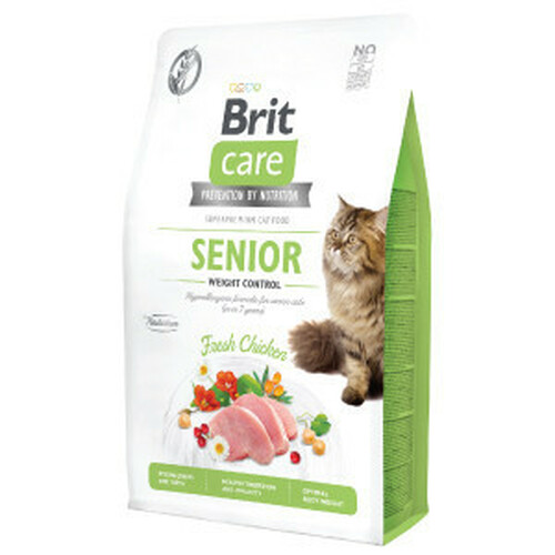 BRIT Care Cat Angel I\'m Delighted Senior 7kg