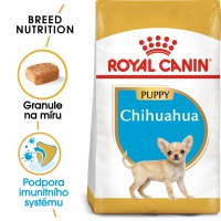 Royal Canin Čivava Junior 1,5 kg