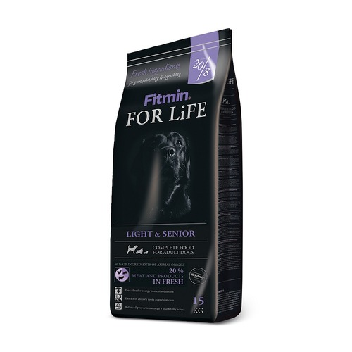 Fitmin for Life Light & Senior 15 kg