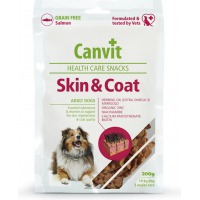 Canvit Skin & Coat Snacks 200 g