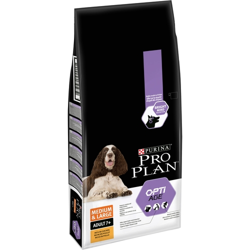 Purina Pro Plan Dog Adult Medium & Large 7+ 14 kg