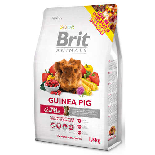 BRIT Animals GUINEA PIG Complete (1,5kg)
