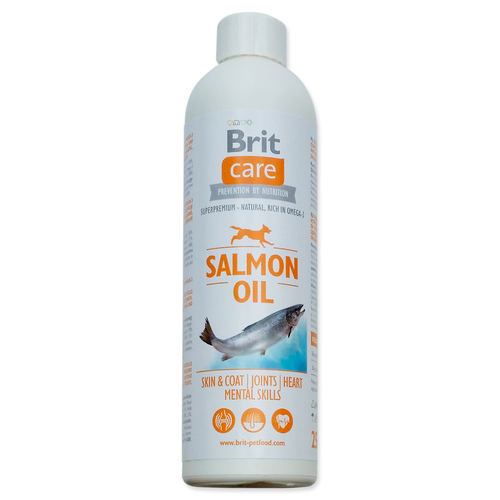 Brit Care Salmon Oil lososový olej 250ml