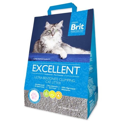 BRIT Fresh for Cats Excellent Ultra Bentonite 5 Kg