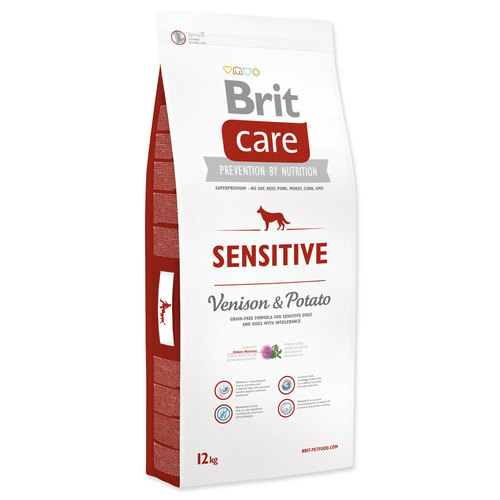 Brit Care Sensitive Venison & Potato 12 kg