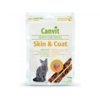 Canvit Cat Health Care Snack Skin & Coat 100 g