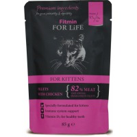 Fitmin for Life Cat kotě 85 g
