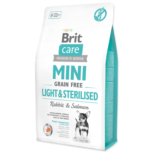 Brit Care dog Mini GF Light/sterilised 2 kg