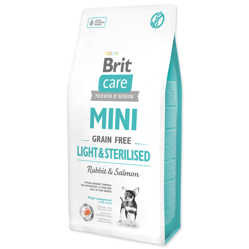 Brit Care dog Mini GF Light/sterilised 7 kg