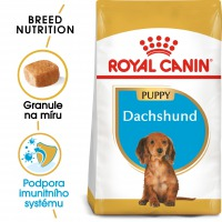 Royal Canin Dachshund Jezevčík Junior 1,5 kg
