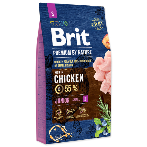 BRIT Premium by Nature Junior S (8kg)