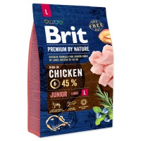 BRIT Premium by Nature Junior L (3kg)