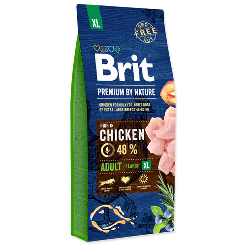 BRIT Premium by Nature Adult XL (15kg)
