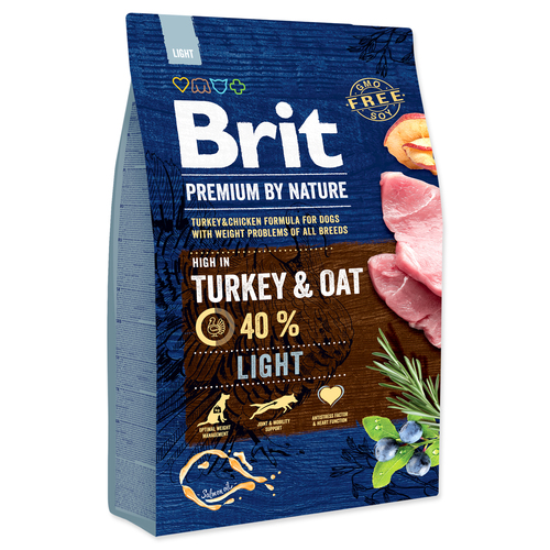 BRIT Premium by Nature Light (3kg)
