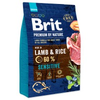 BRIT Premium by Nature Sensitive Lamb (3kg)