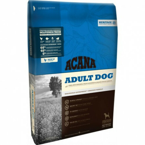 Acana Heritage Adult Dog 11,4 Kg