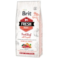BRIT Fresh Beef with Pumpkin Puppy Large (12kg)