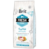 BRIT Fresh Fish with Pumpkin Adult Large (12kg)