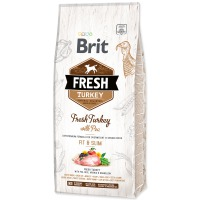 BRIT Fresh Turkey with Pea Light Fit & Slim (12kg)