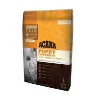 Acana Dog Puppy Large Breed Heritage 17,2 kg – NATRŽENÝ PYTEL