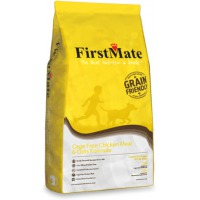 FirstMate Grain Friendly Free Chicken meal & Oats 11,4kg