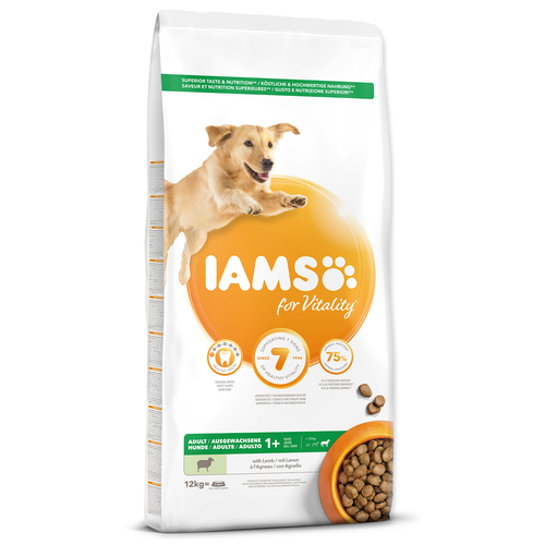 IAMS Dog Adult Large Lamb (12kg)