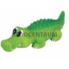 Hračka Krokodýl-pevný latex 35cm TRIXIE