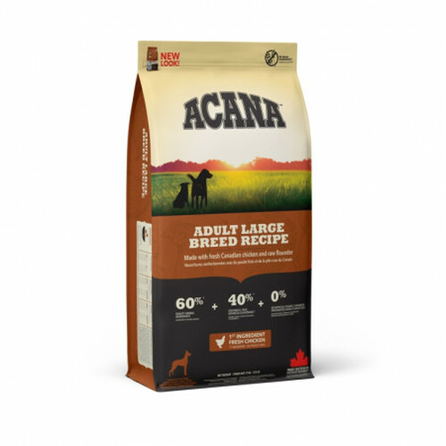 Acana Dog Adult Large Breed Heritage 17 kg