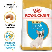 Royal Canin French Bulldog Puppy 3 kg