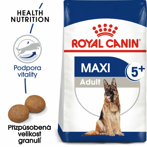Royal Canin Maxi Adult +5 – 15 kg