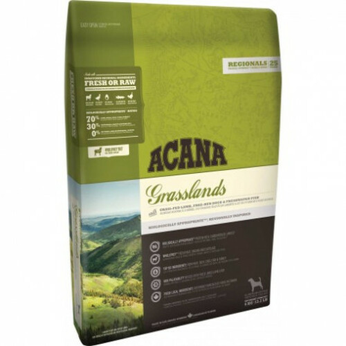 Acana REGIONALS GRASSLANDS DOG 11,4 kg