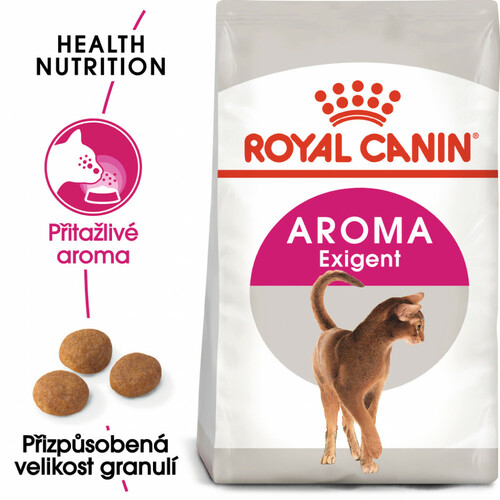 Royal Canin Exigent Aromatic 4 kg